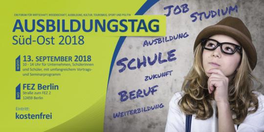 Ausbildungstag Süd-Ost 2018 – Projektleitung
